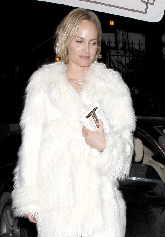 Amber Valletta - Dolce & Gabbana Pyjama Party in Los Angeles, February 2016