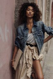 Anais Mali - Photo Shoot for Vogue Magazine Spain March 2016