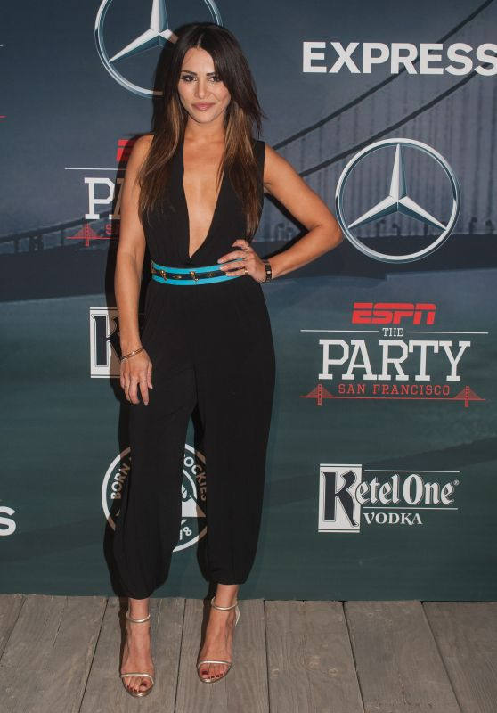 Andi Dorfman - 2016 ESPN The Party in San Francisco