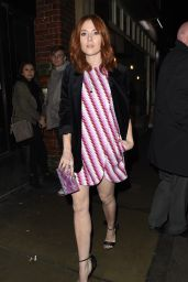 Angela Scanlon – InStyle EE BAFTA Rising Star Party in London 2/4/2016