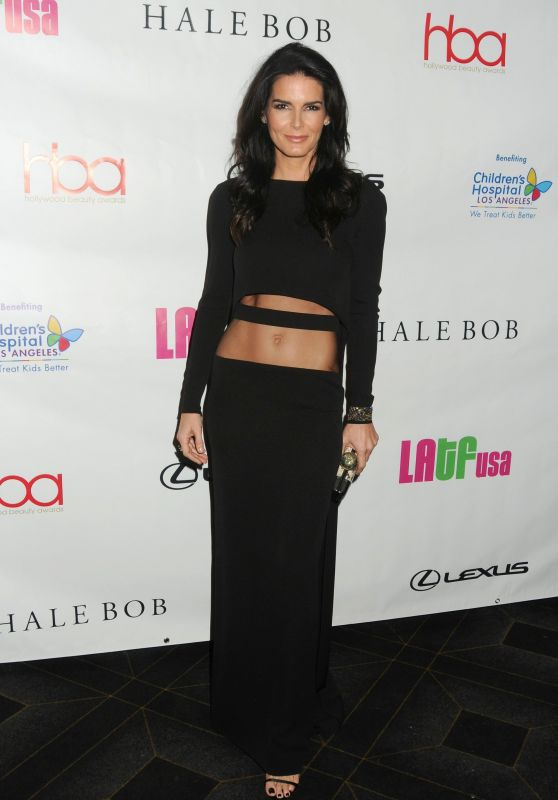 Angie Harmon - 2016 Hollywood Beauty Awards in Los Angeles