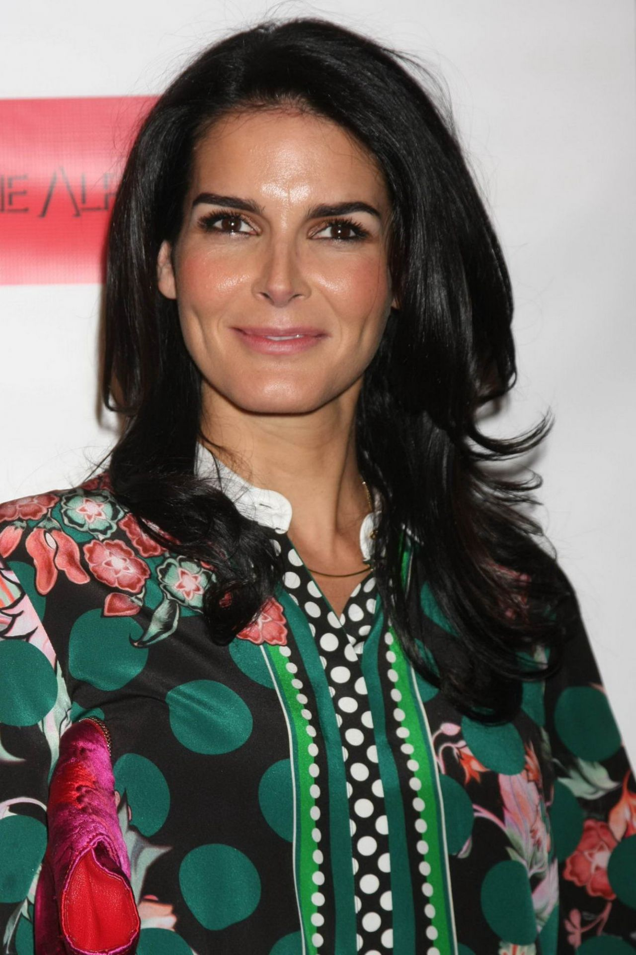 Angie Harmon An Evening With The Woman Code Event In Los