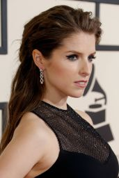 Anna Kendrick – 2016 Grammy Awards in Los Angeles, CA