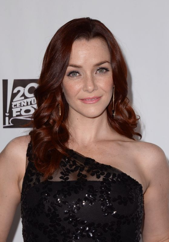 Annie Wersching - Society of Camera Operators Lifetime Achievement Awards 2016 in Los Angeles