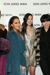 Arden Cho - Son Jung Wan Fashion Show - NYFW 2/13/2016