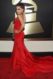 Ariana Grande – 2016 Grammy Awards in Los Angeles, CA