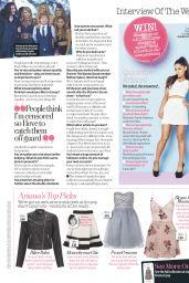 Ariana Grande - Look Magazine UK February 2016 Issue