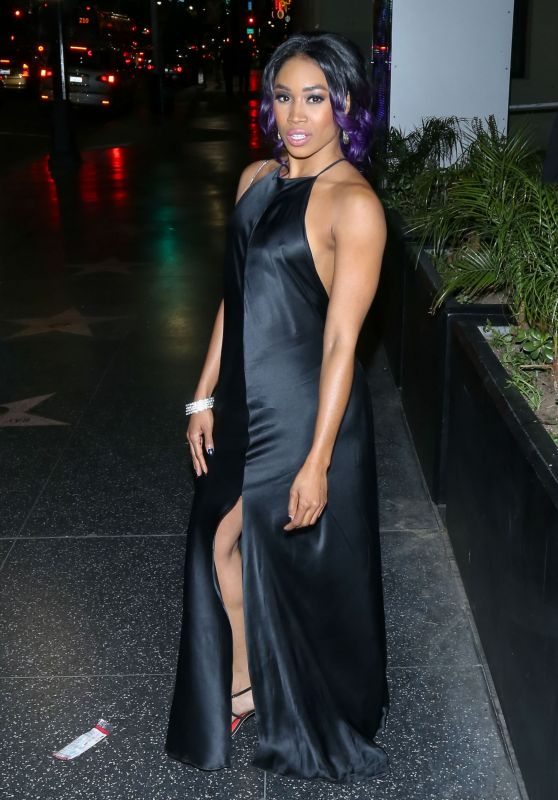Ariane Andrew Style - at the House of Macau in Los Angeles 2/5/2016