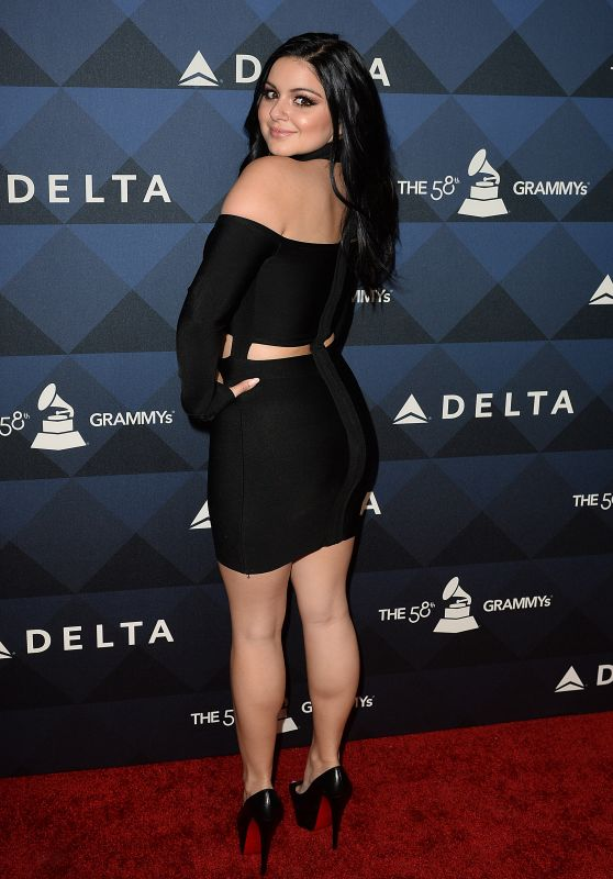Ariel Winter - Delta Airlines Pre-Grammy 2016 Party