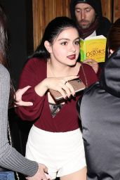 Ariel Winter Night Out Style - at The Nice Guy Restaurant in West Hollywood, January 2016