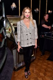 Ashley Benson - I Love Coco Backstage Beauty Lounge in Los Angeles, February 2016