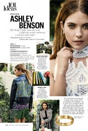 Ashley Benson - Marie Claire Magazine March 2016 Issue