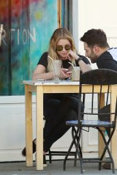 Ashley Benson - Out for Coffee in West Hollywood 2/17/2016