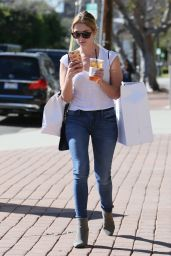 Ashley Benson - Shopping at Marc Jacobs in Los Angeles, California 2/9/2016