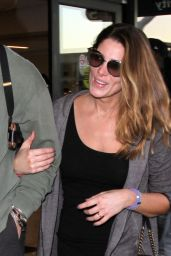 Ashley Greene at LAX Airport in Los Angeles 2/8/2016