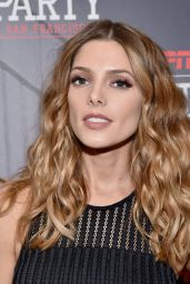 Ashley Greene - ESPN The Party, February 2016