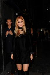 Ashley James – Leaving LOUIS XIII 100 Years Preview Party in London