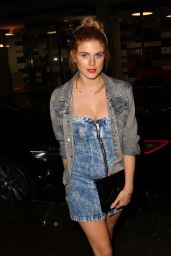 Ashley James - Nice Ede & Andrew Naylor Engagement Party in London, February 2016