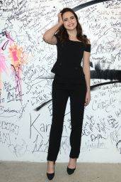 Bailee Madison - AOL Build Speaker Series