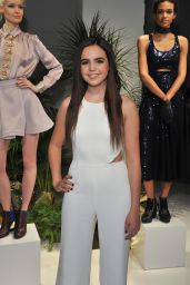 Bailee Madison - Jay Godfrey Fall 2016 Fashion Show in New York City 2/11/2016