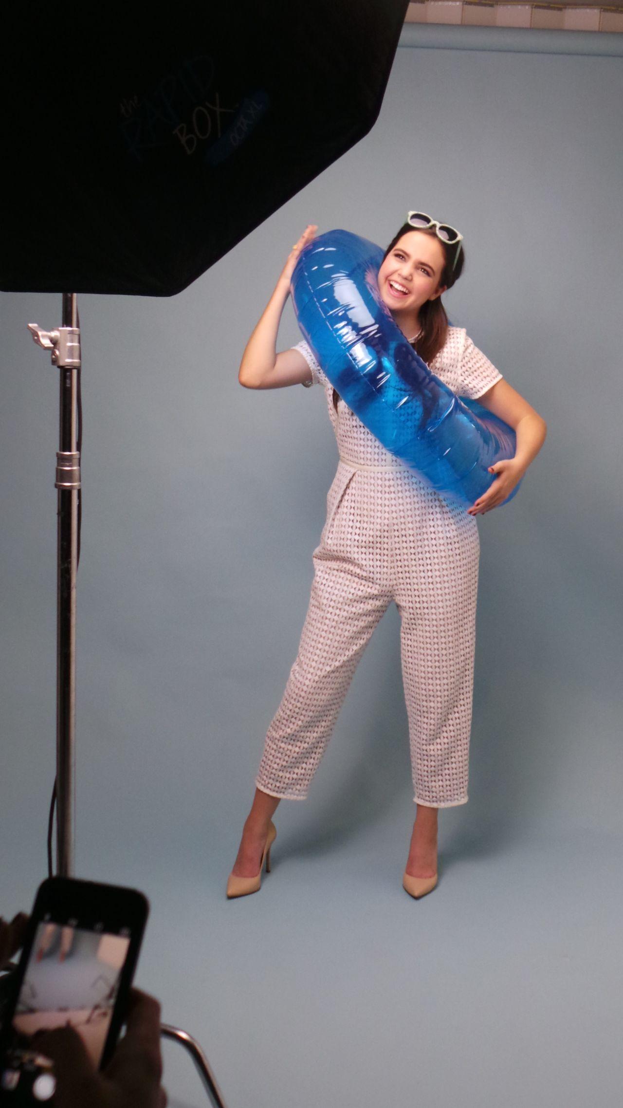 Bailee Madison Photoshoot For Twist Magazine 2016