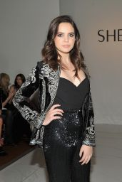 Bailee Madison - Sherri Hill Fashion Show in New York City 2/12/2016