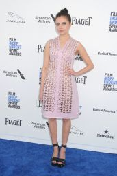 Bel Powley – 2016 Film Independent Spirit Awards in Santa Monica, CA