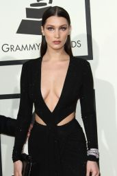 Bella Hadid – 2016 Grammy Awards in Los Angeles, CA