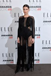 Bella Hadid - Elle Style Awards 2016 in London