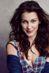 Bella Hadid - Photo Shoot for Allure Magazine March 2016