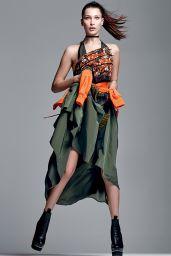 Bella Hadid - Photo Shoot for Elle Brazil February 2016