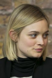 "Bella Heathcote - Meet the Filmmaker Speaker Series for ""Pride and Prejudice and Zombies"" in London"