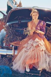 Bella Heathcote - Photo Shoot for Glamour Magazine US March 2016