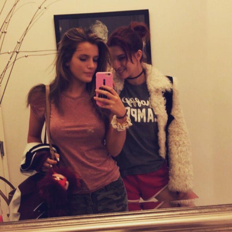 Bella thorne instagram pics febraury 2016