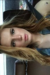 Bella Thorne Social Media Pics February 8th, 2016
