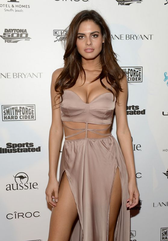 Bo Krsmanovic – SI Swimsuit 2016 Swim BBQ VIP in Miami 2/17/2016