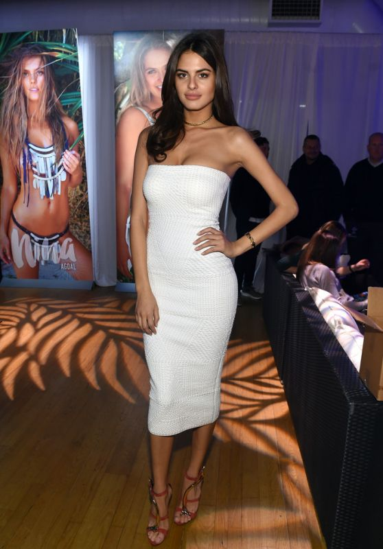 Bo Krsmanovic – Sports Illustrated Swimsuit 2016 – Swim City in New York City 2/15/2016