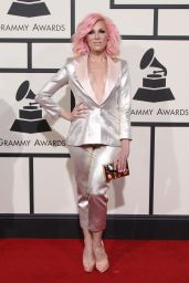 Bonnie McKee – 2016 Grammy Awards in Los Angeles, CA