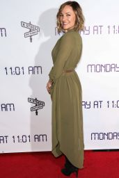 "Briana Evigan - ""Monday at 11:01 A.M. Premiere in Los Angeles"