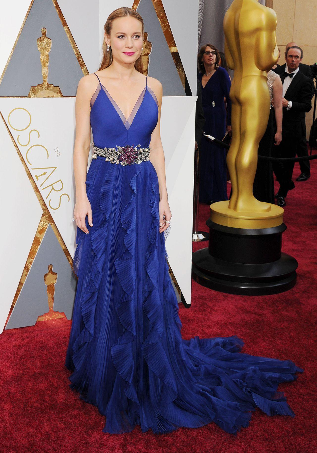 Brie Larson 2016 Oscar Winner For Best Actress