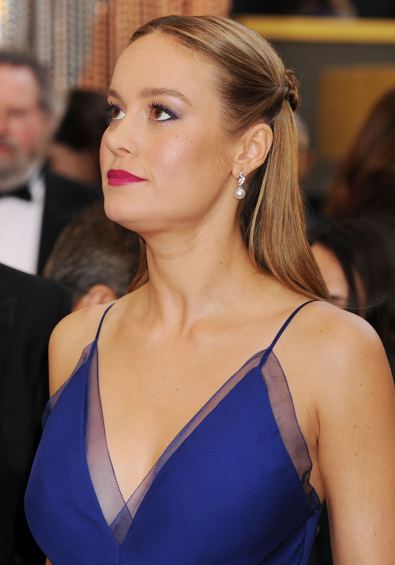 Brie Larson 2016 Oscar Winner For Best Actress