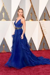 Brie Larson - 2016 Oscar Winner for Best Actress