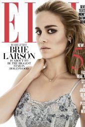 Brie Larson - ELLE Magazine March 2016 Cover