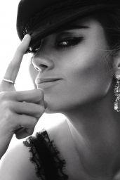 Brie Larson - Photo Shoot for Elle Magazine March 2016