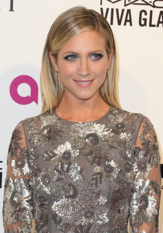 Brittany Snow – 2016 Elton John AIDS Foundation's Oscar Viewing Party in West Hollywood, CA