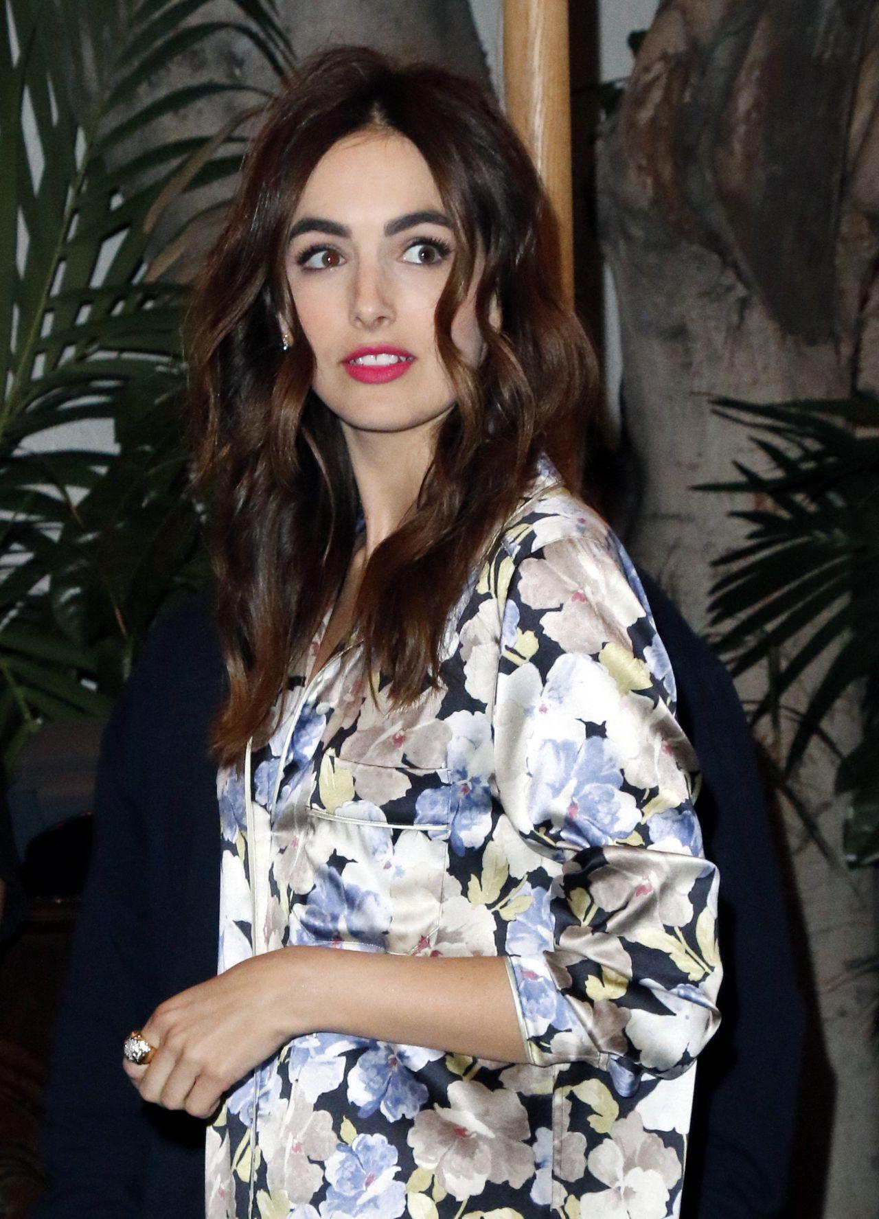 a9113b036e10c0 Camilla Belle – Dolce   Gabbana Pyjama Party in Los Angeles
