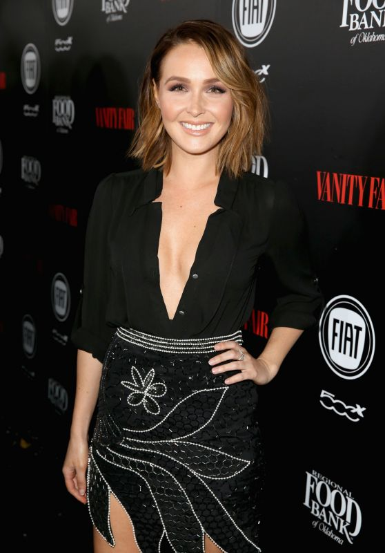 Camilla Luddingto – Vanity Fair and FIAT Young Hollywood Celebration in Los Angeles, 2/23/2016