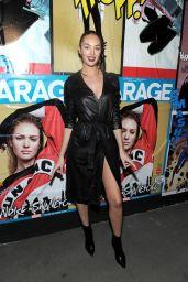 Candice Swanepoel - Marvel and Garage Magazine New York Fashion Week Event 2/11/2016