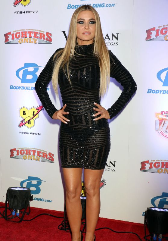 Carmen Electra - 2016 Fighers Only Mixed Martial Arts Awards in Las Vegas