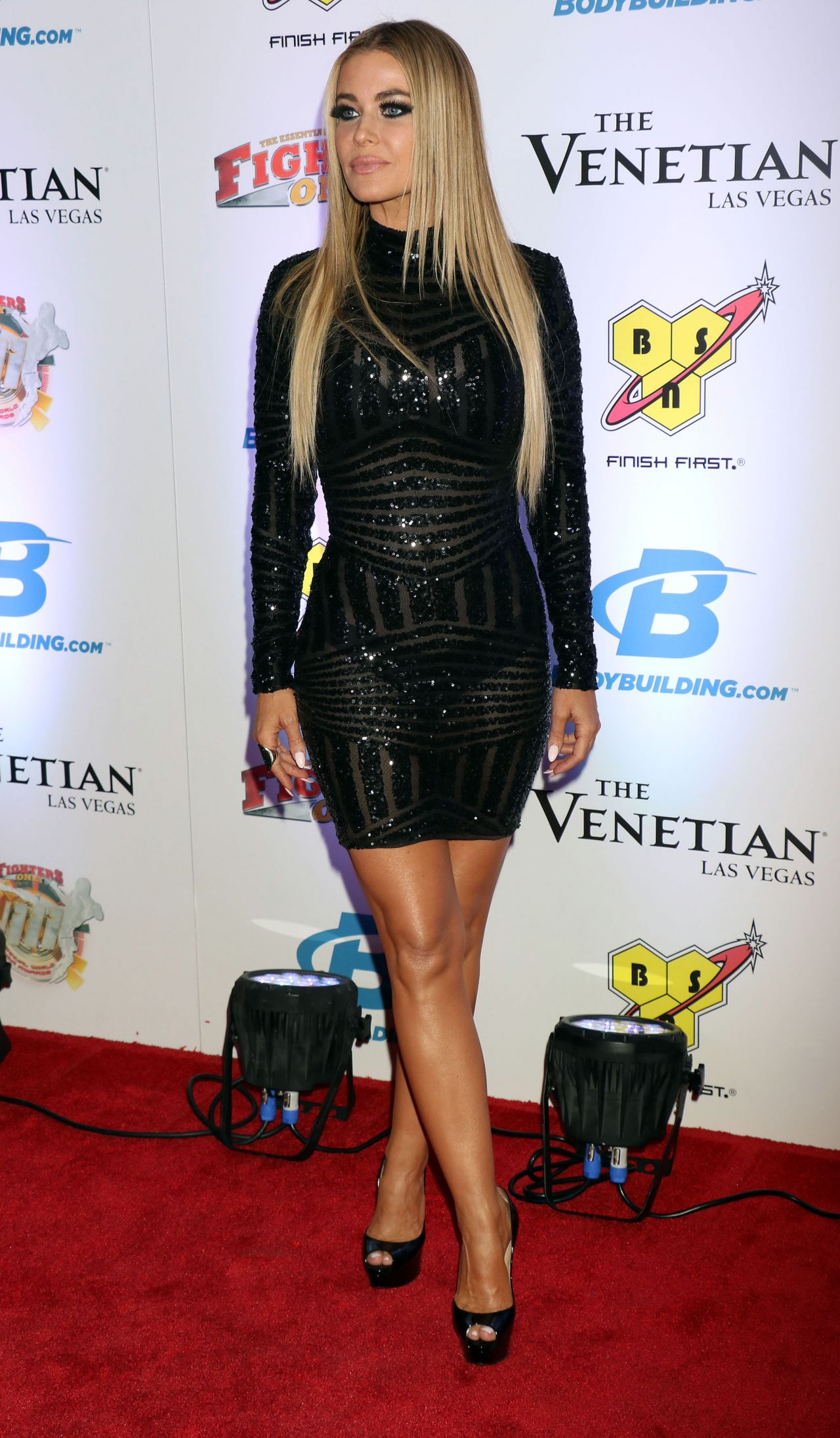 Carmen Electra - 2016 Fighers Only Mixed Martial Arts ...